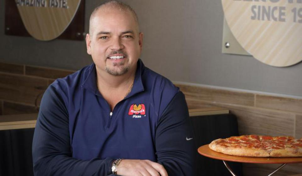 Marco's Pizza President described how he used five approaches to reinvent the company and succeed during the pandemic.