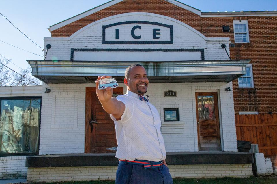 Visit Alexandria BrandonByrd Goodies Frozen Custard & Treats ice house wisconsin dessert