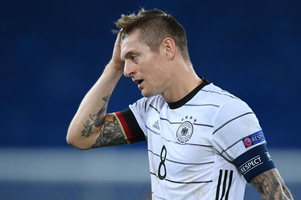 Germany S 1 1 Draw Against Switzerland Highlights Limited Progress Under Low