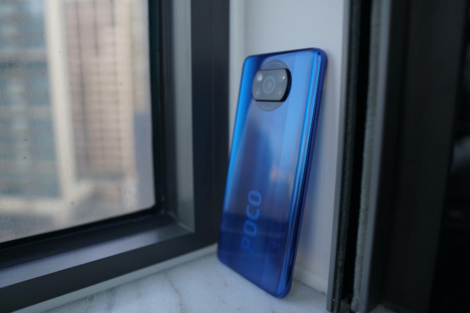 The X3 NFC.