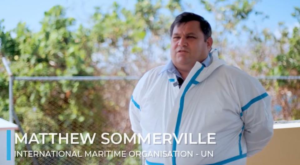 In a video widely circulated on 23 August, IMO consultant and ISCO secretary, Matthew Sommerville seemed to imply that the IMO were restricting the offers of assistance of other Governments to Mauritius.