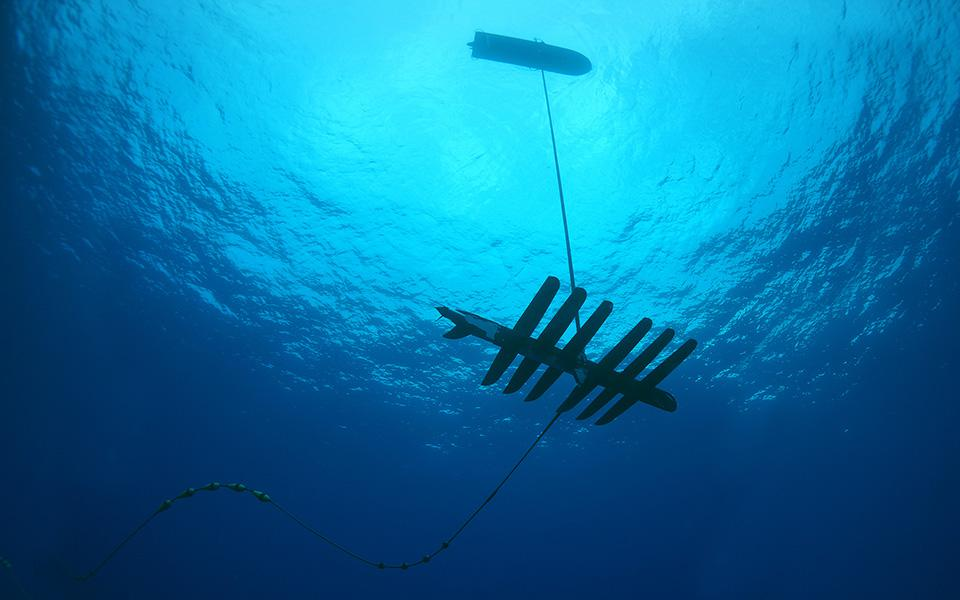 Many new autonomous ocean technologies have emerged in the last ten years, such as Liquid Robotic's Wave Glider, seen here.