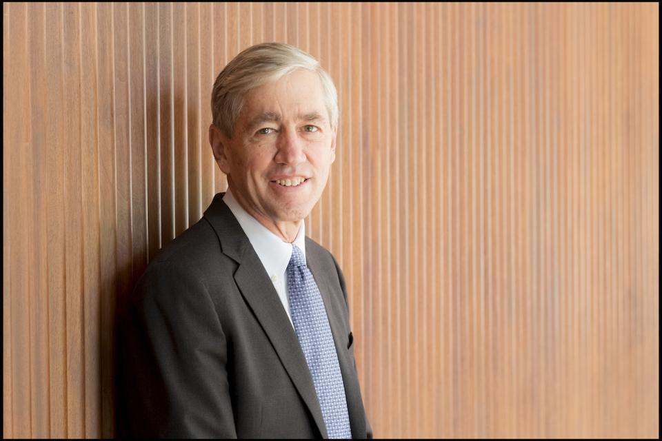 Dr. Richard P. Lifton, President of The Rockefeller University