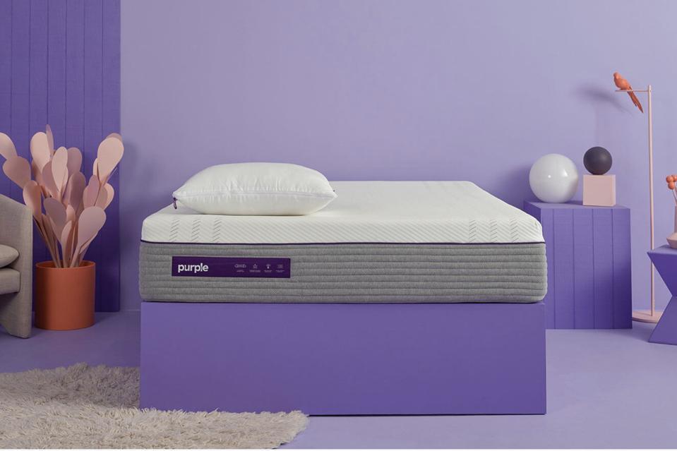 Purple Hybrid Premiere Mattress (Queen)
