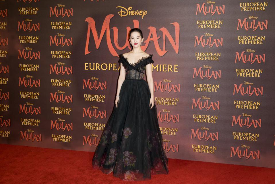 ″Mulan″ European Premiere - Red Carpet Arrivals