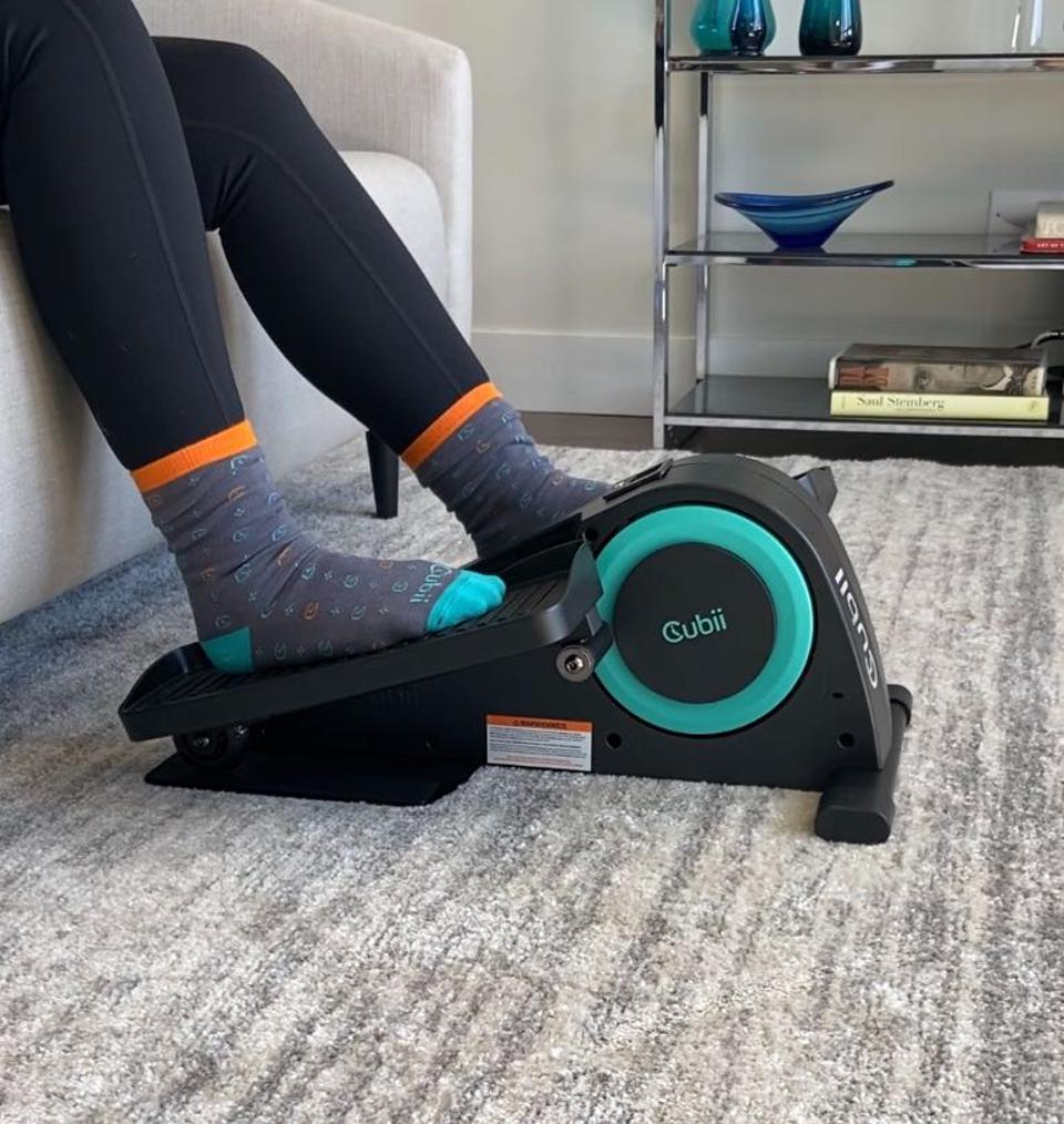 Cubii users are people facing a health challenge, like multiple sclerosis.