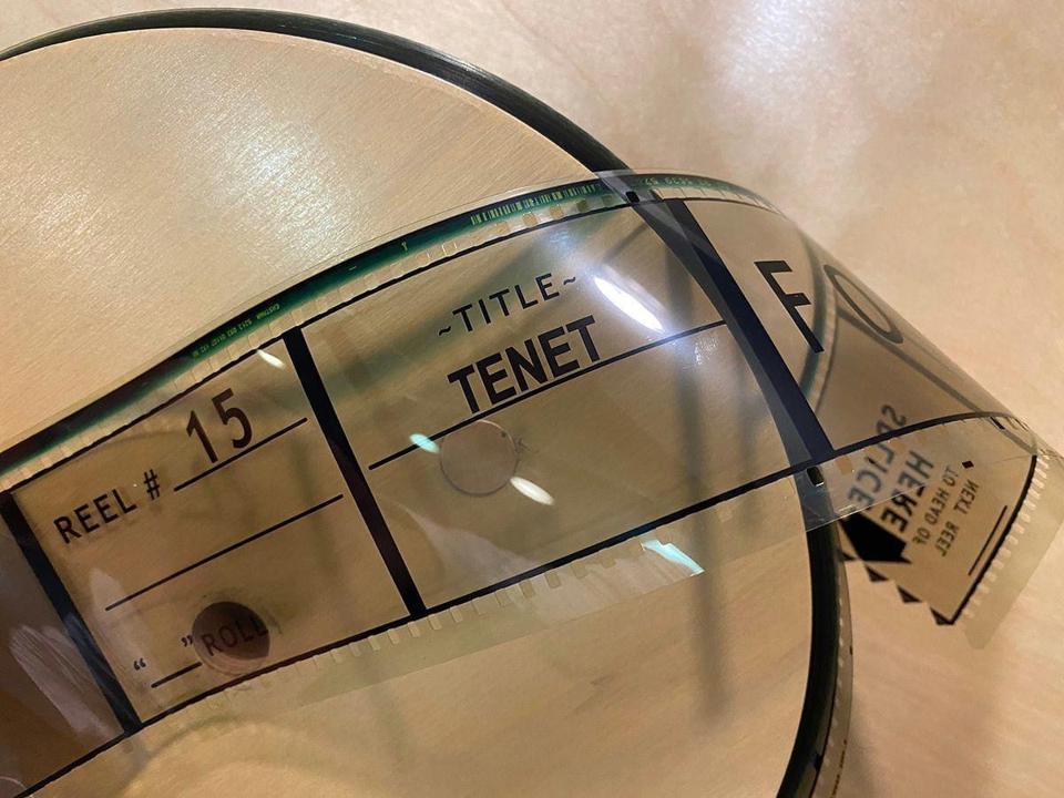 Tenet IMAX 15/70mm frame