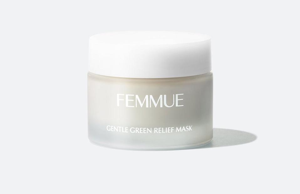 Gentle Green Relief Mask by FEMMUE