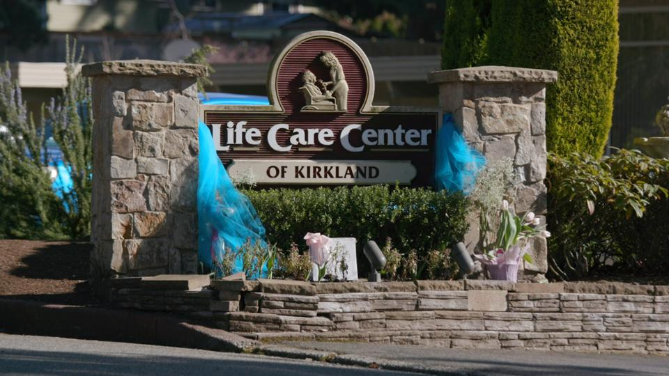 Photo of long-term care facility from Pandemic In Seattle