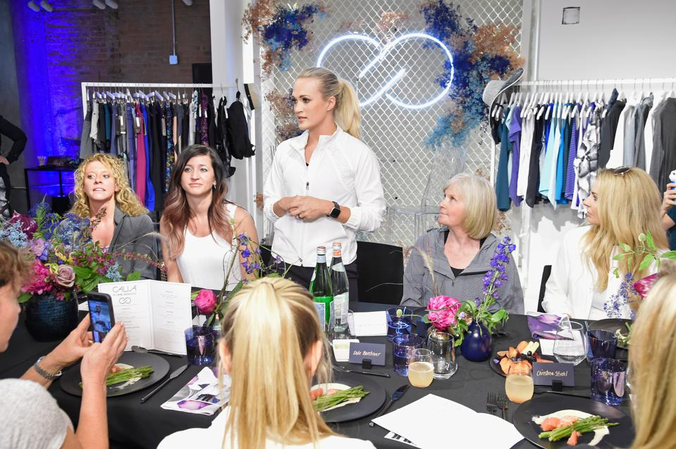 Carrie Underwood And Mom, Carole Underwood Celebrate the new CALIA By Carrie Underwood Mother's Day Campaign