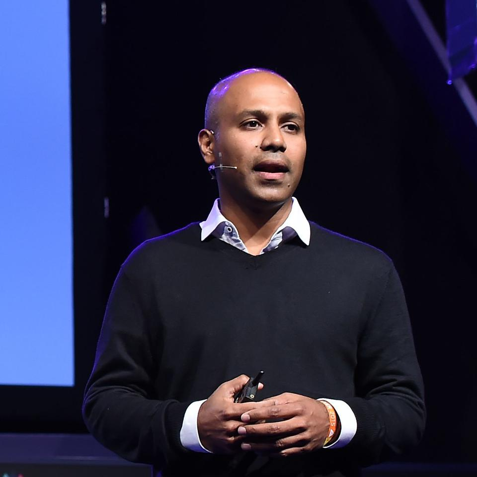 Sprinklr CEO Ragy Thomas