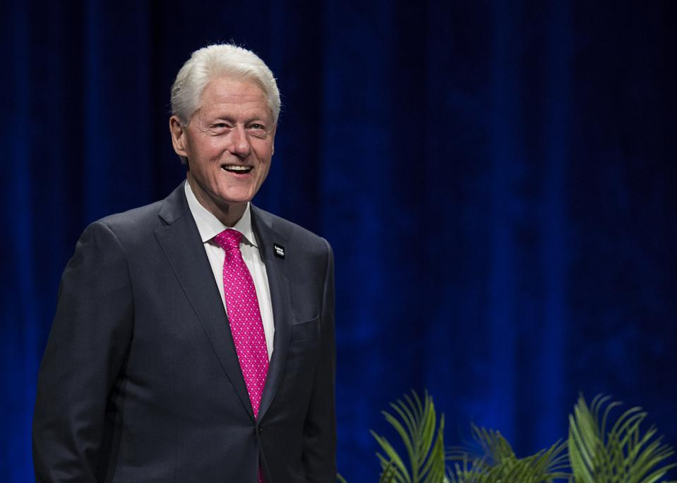 An Evening With Bill Clinton And Hillary Rodham Clinton