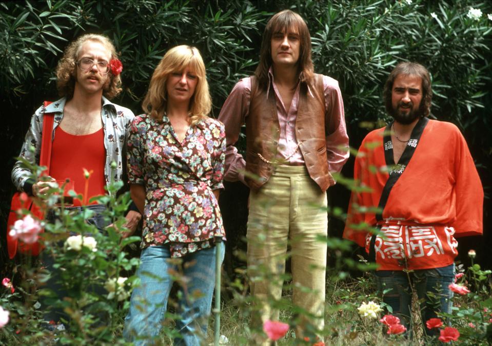 Fleetwood Mac Portrait Session