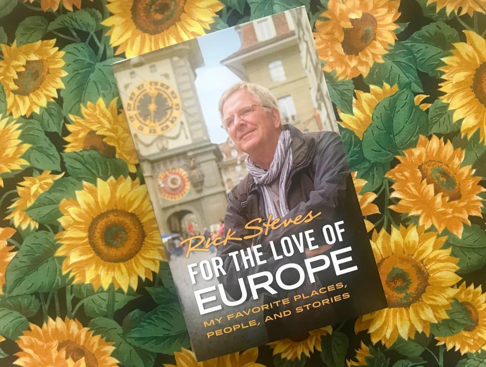 Book ″For the Love of Europe″ by Rick Steves
