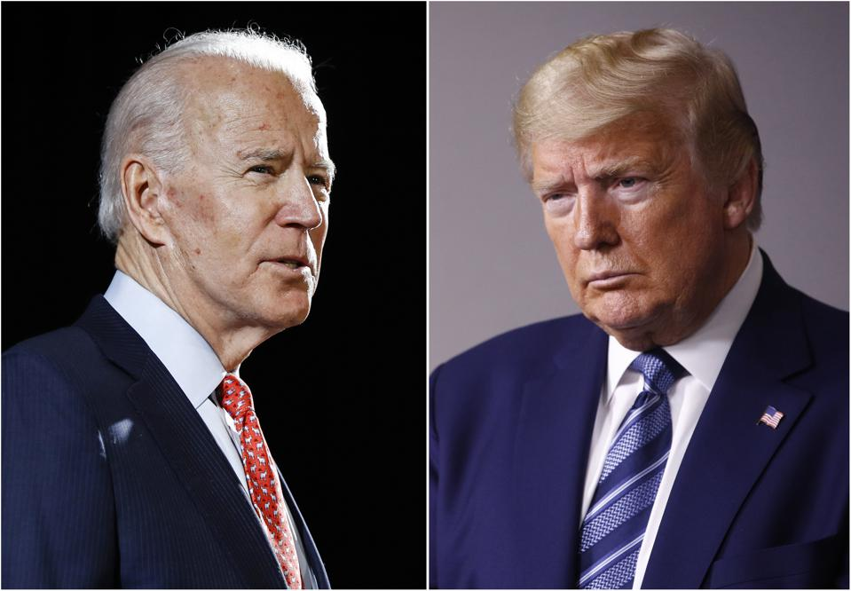 Election 2020 Trump-Biden
