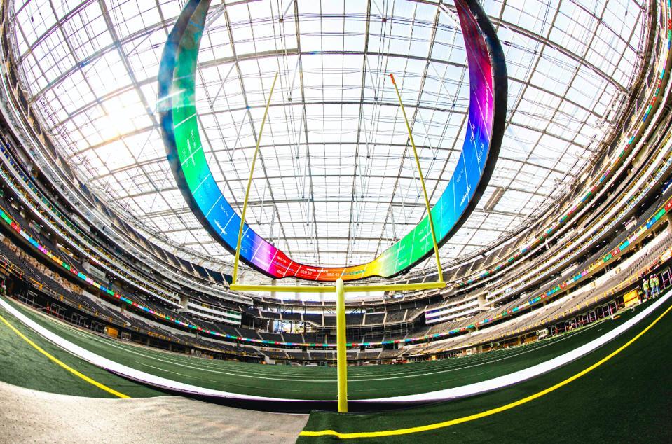 SoFi Stadium LA Rams NFL