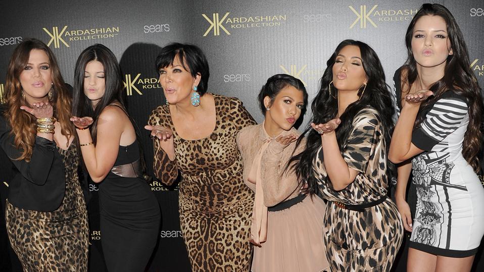 Kardashian Kollection Launch Party
