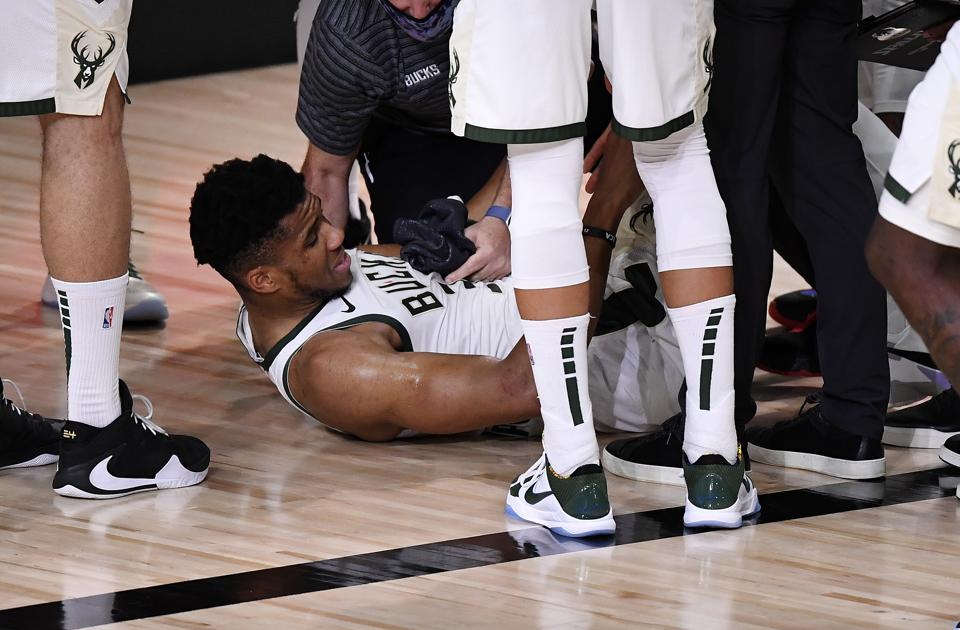 All Eyes On Giannis Antetokounmpo After
