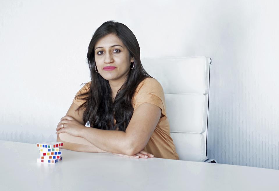 Divya Gokulnath, Cofounder of Byju's.