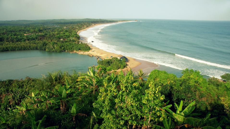 Ghana Gold Coast Landscape coronavirus COVID-19 travel restrictions tourism
