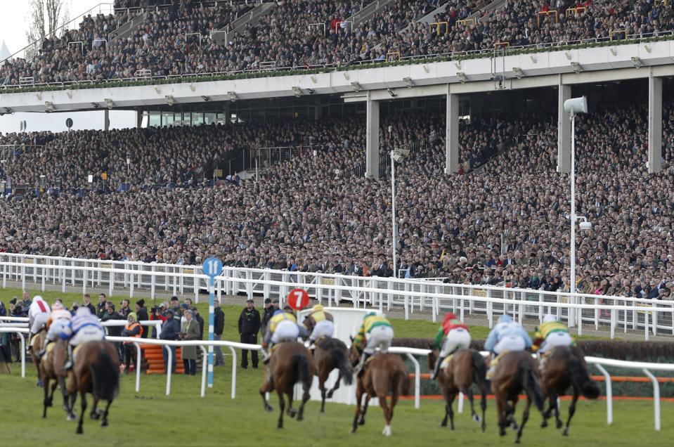 Cheltenham National Hunt Racing Festival 2020 day four