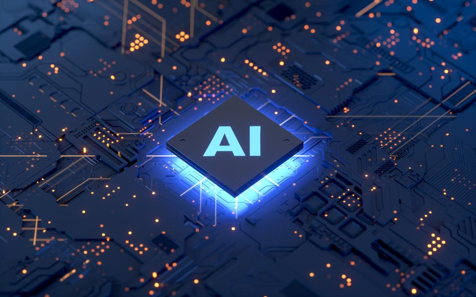 AI, circuit board