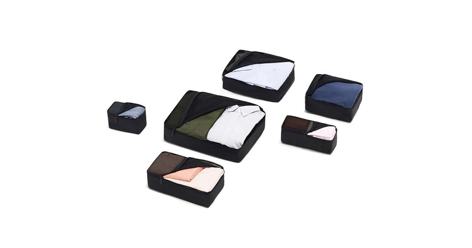 Away The Insider Packing Cubes (Set of 4)