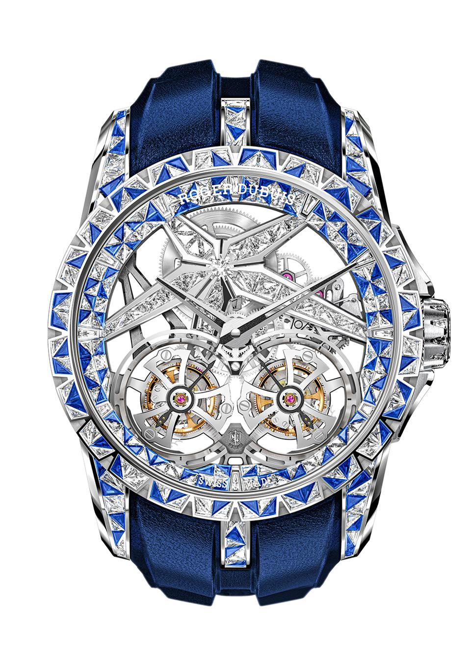 The Roger Dubuis Excalibur Superbia.