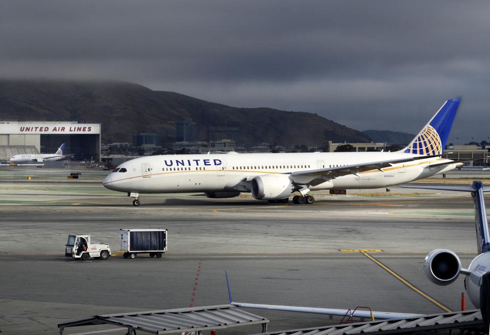 San Francisco International Airport scenics