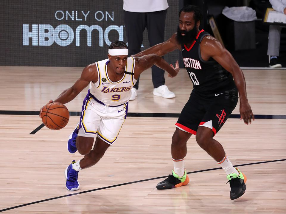 Why Rajon Rondo Is Key To A Los Angeles Lakers NBA Title Run