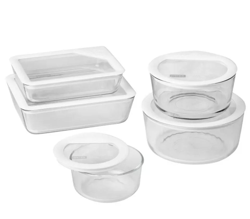 The Best Food Storage Containers According To Glowing