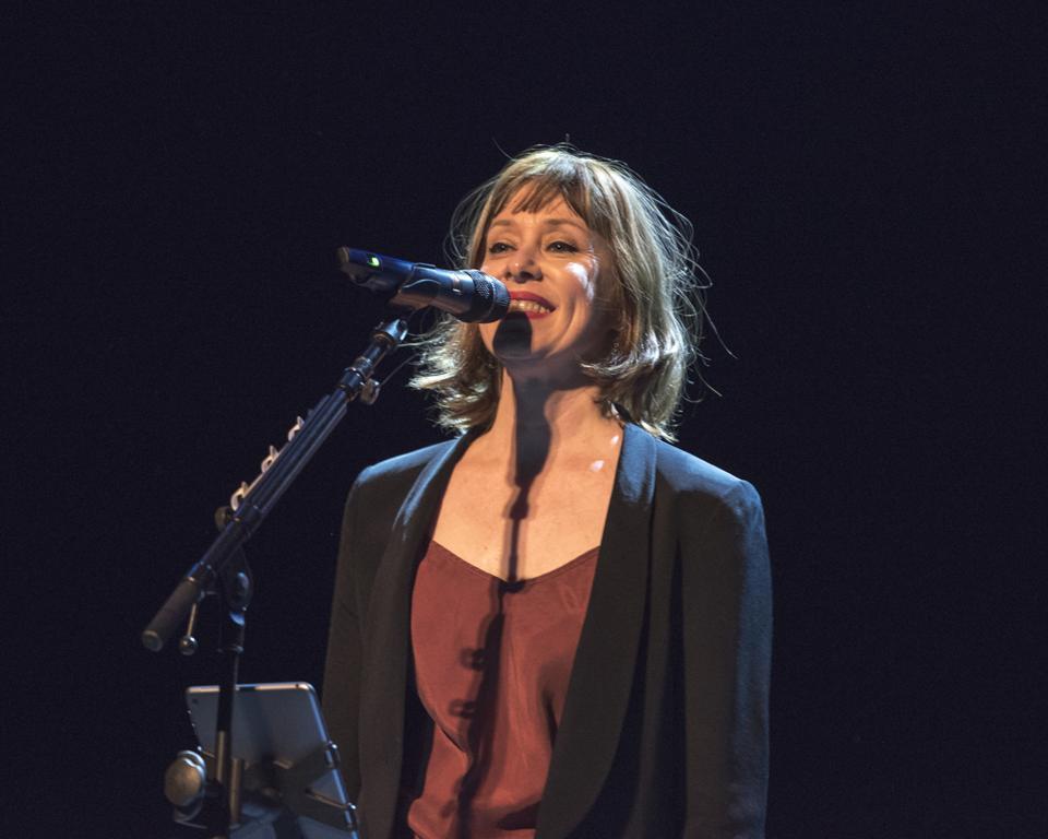 Suzanne Vega Performs At The London Palladium