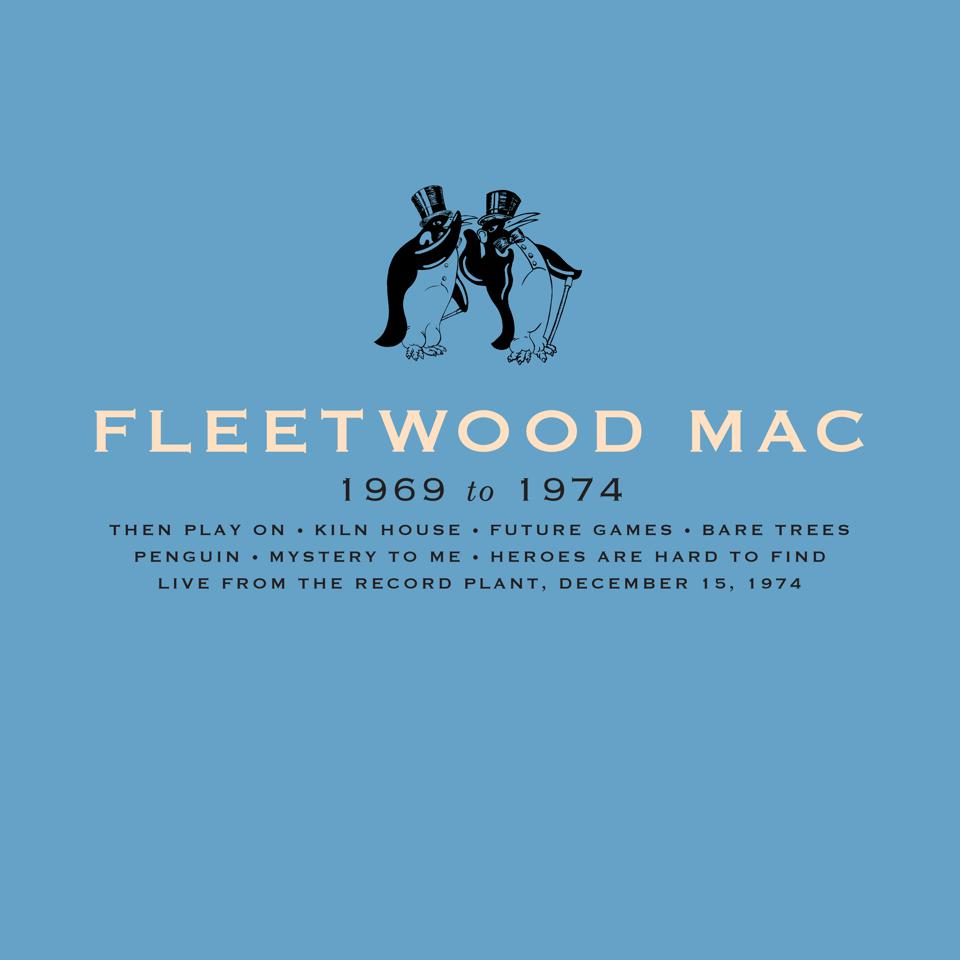 Cover of 'Fleetwood Mac 1969 to 1974.'