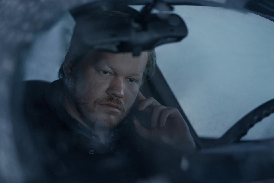 Jesse Plemons as ″Jake,″ in Netflix's ″I'm Thinking of Ending Things″