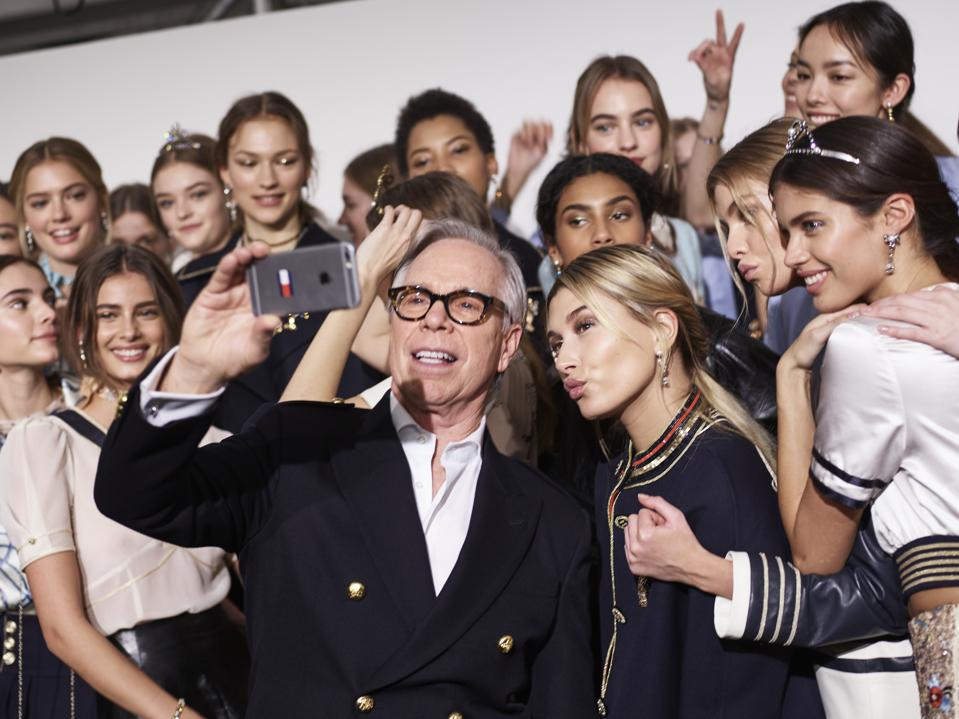Tommy Hilfiger Women's - Backstage - Fall 2016 New York Fashion Week: The Shows