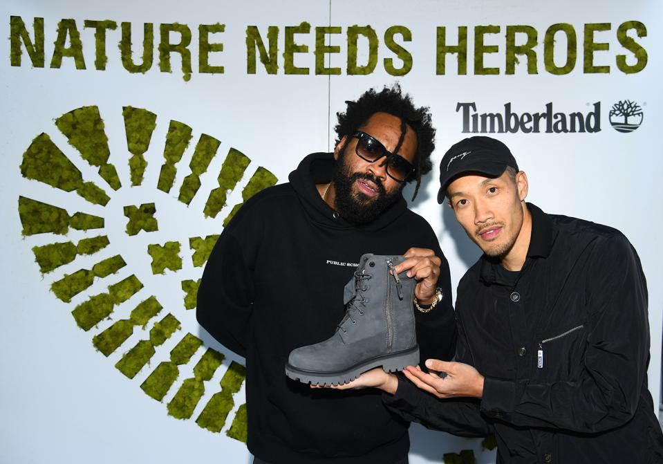Timberland Nature Needs Heroes Tour - New York Activation