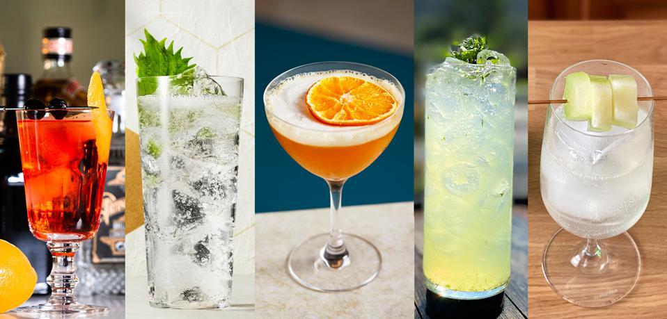 best gin cocktails 2020