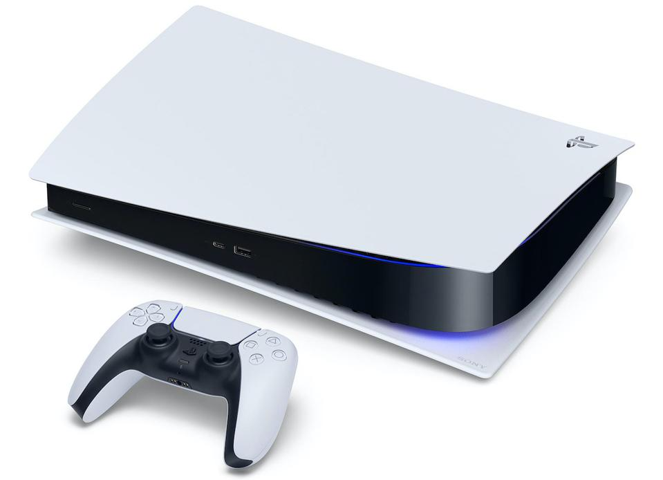 The Sony PS5
