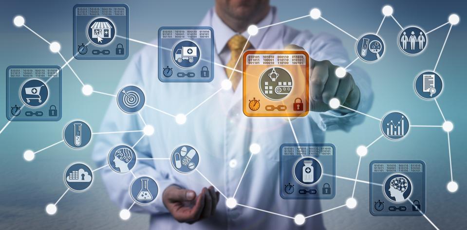 Pharma Logistician Using IoT Based On Blockchain