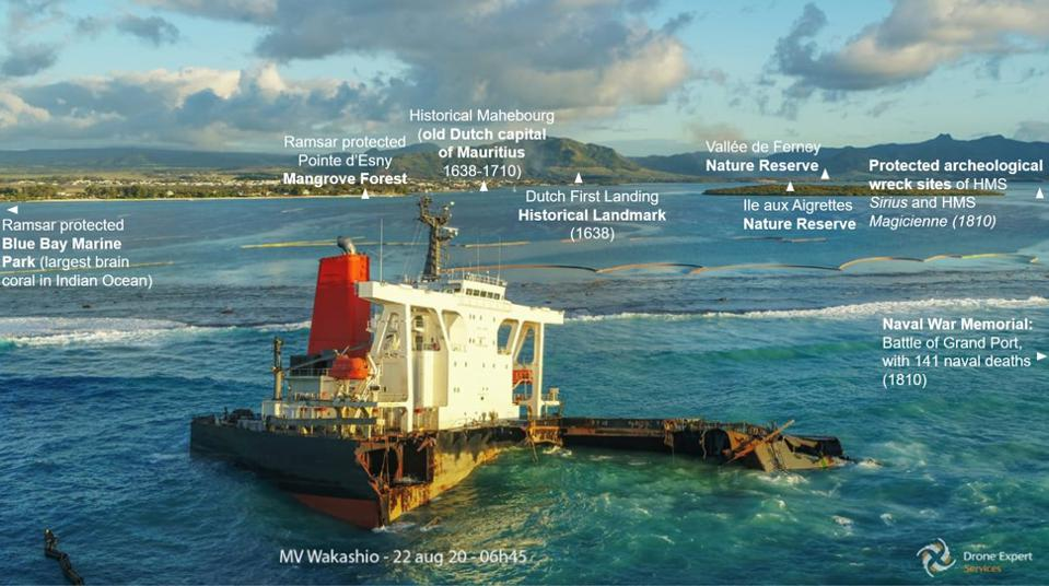 24 August 2020: a date that will go down in infamy in Mauritius' history books for the deliberate scuttling of the Japanese iron-ore carrier, the Wakashio in clear weather and calm waters. What was the IMO's role?