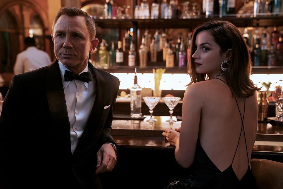 James Bond 'No Time to Die'