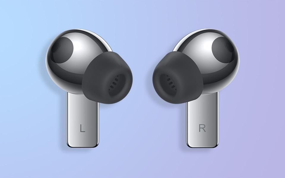 A promo image of the Huawei FreeBuds Pro.
