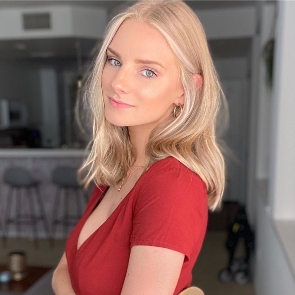 Photo of designer Shelby Greene.