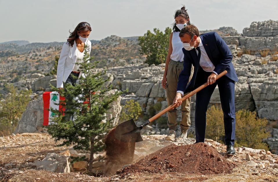 TOPSHOT-LEBANON-FRANCE-DIPLOMACY