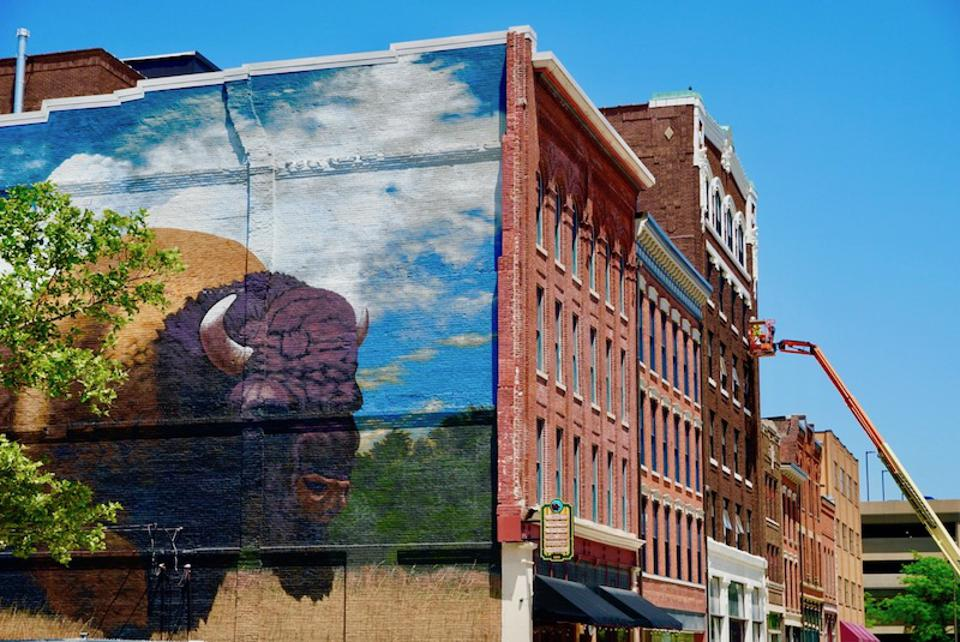 Eleven counties in Northeast Indiana will participate in the inaugural ″Make It Your Own Mural Fest.″