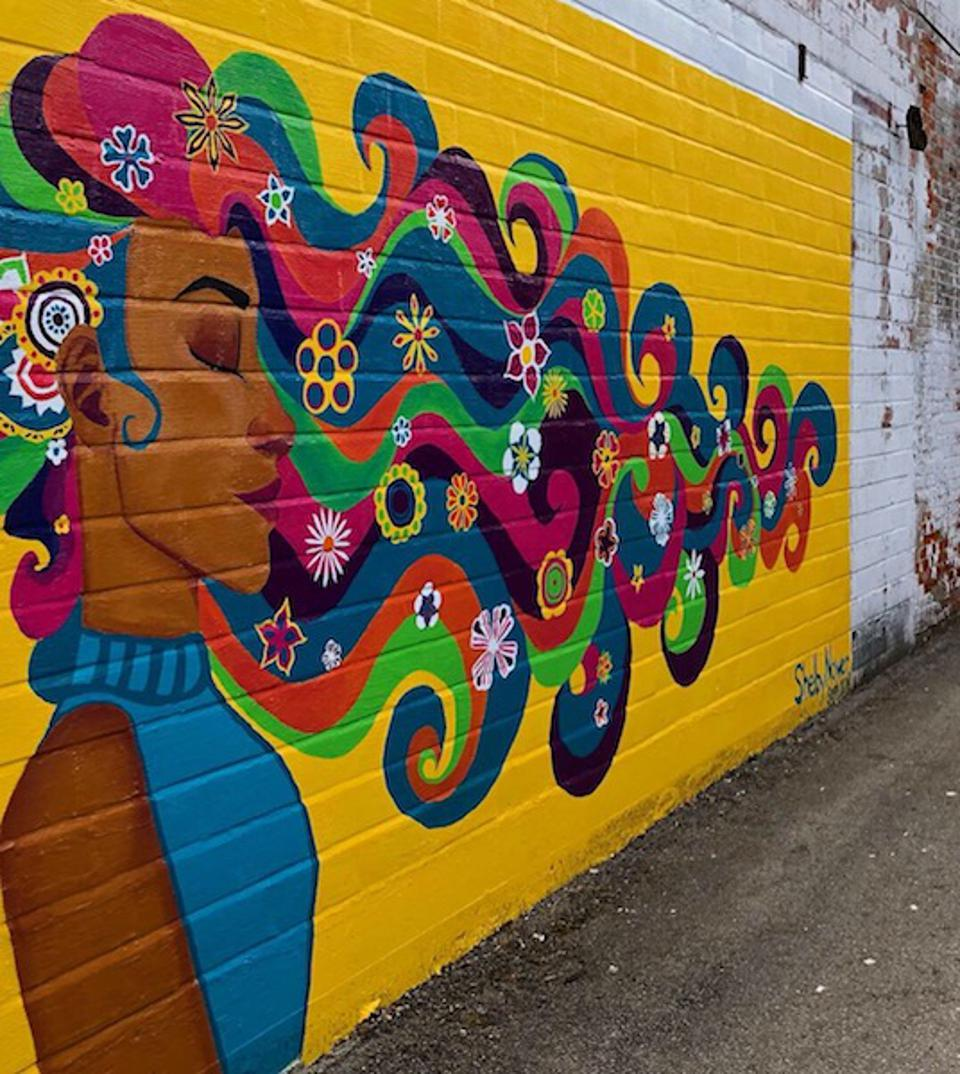 Each Northeast Indiana location in the ″Make It Your Own Mural Fest″ will have coinciding events such as artist meet and greets.