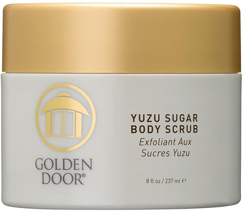 Golden Door Yuzu Sugar Body Scrub