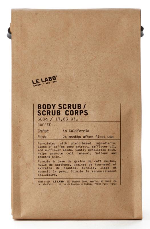 Le Labo Coffee Body Scrub