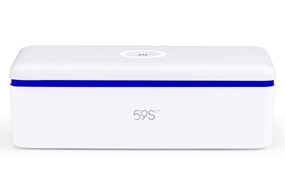 59S UV Ultraviolet LED Sterilizer Sanitization Box