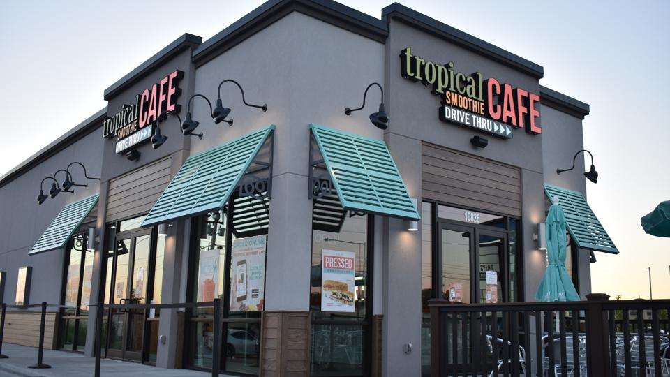 tropical smoothie cafe restaurant llcp acquisition